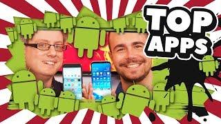 Unsere Top Apps für Android