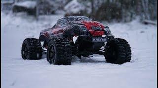 ZD Racing Thunder ZMT-10 | Brushless 4WD Monster Truck