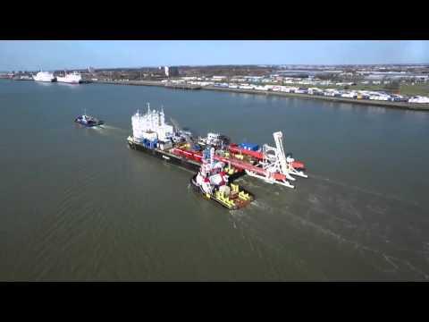 Stemat 82 & BSS II | New Waterway Canal