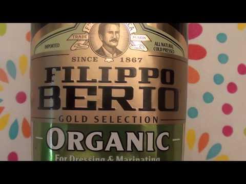 Filippo Berio Organic Extra Virgin Olive Oil for skin! & Hair
