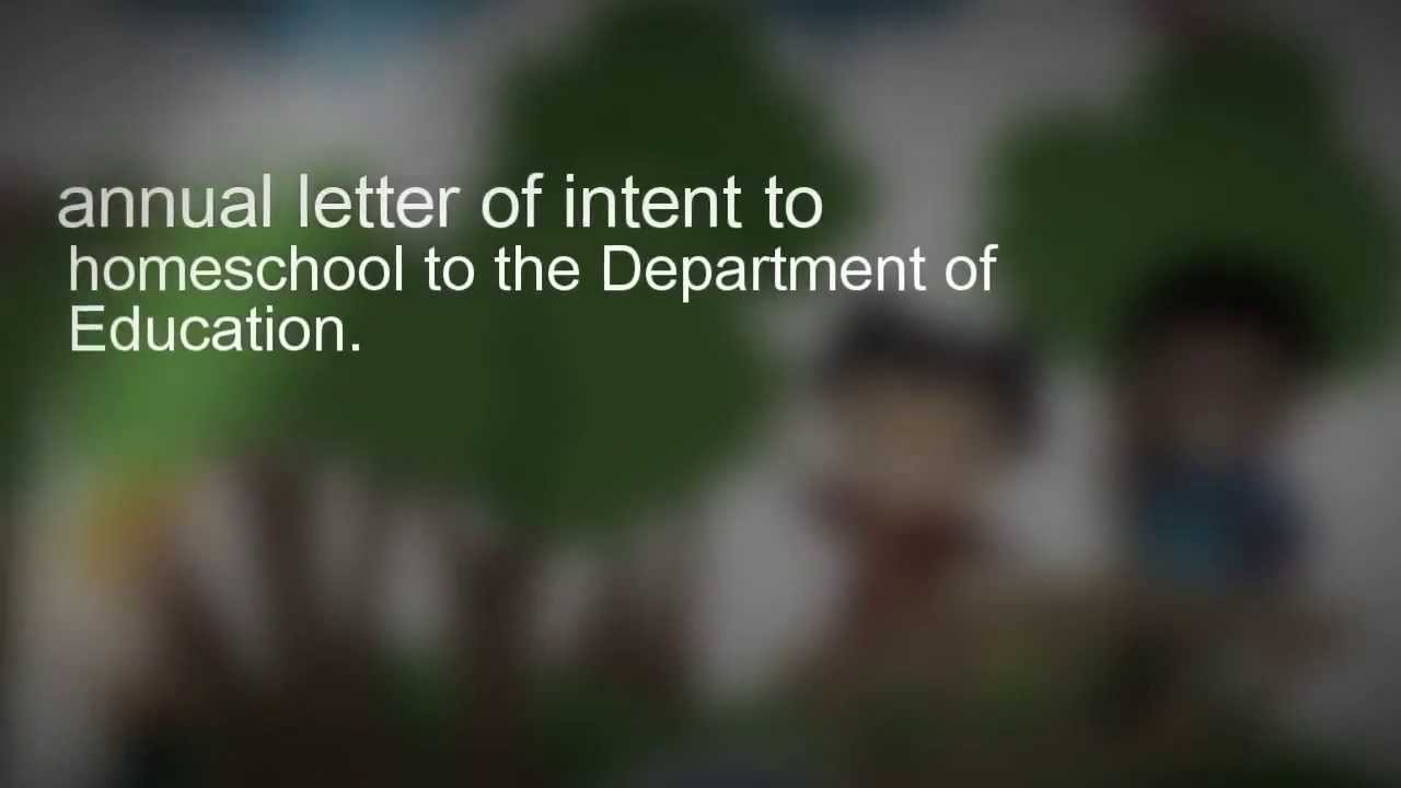 Georgia Department Of Education Letter Of Intent