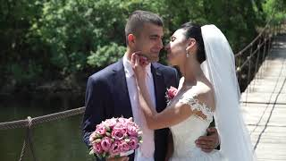 Свадебная прогулка Ровшана и Людмилы