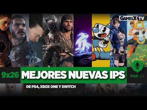 Las mejores nuevas IPs exclusivas de la generación de PS4, Xbox One y Switch
