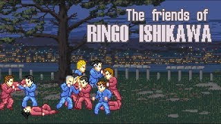 DGA Plays: The friends of Ringo Ishikawa (Ep. 1 - Gameplay /Let