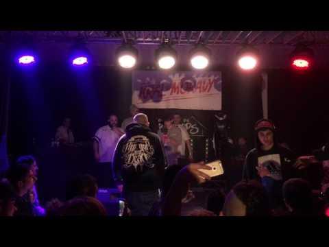 Král Moravy 2017 - FINÁLE - Blackstar vs Daras