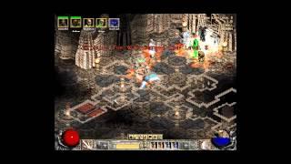 Diablo II - Summoner Hell Baal Run