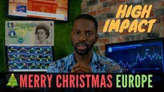 Merry Christmas Europe! | Forex Fundamentals
