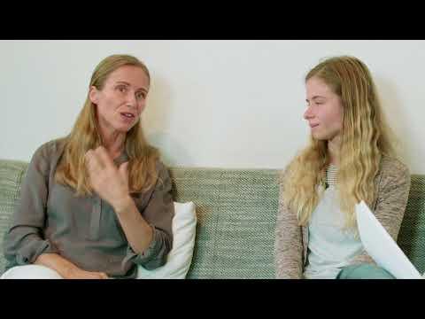 Bernadette und Christina von Dreien, Zwillinge als Licht geboren! - Teil 1