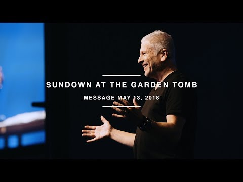 EVEN THOUGH - Sundown at the Garden Tomb