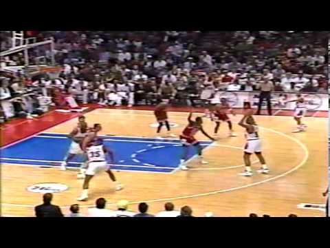 1991-92 Bulls vs. Sixers (3/8)