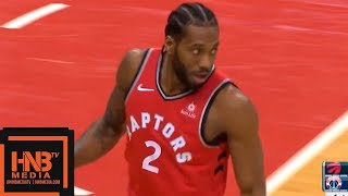 Toronto Raptors vs Washington Wizards 1st Qtr Highlights   01/13/2019 NBA Season