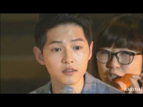 160625 송중기 대만팬미팅 Song Joong Ki Taiwan Fan Meeting full 宋仲基台湾粉丝见面会 거미 Gummy