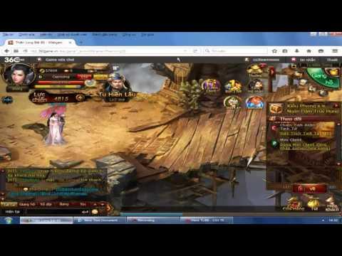 Hack TLBB web [360game] bản mới nhất đã qua thử nghiệm