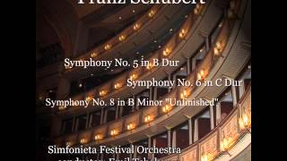 Franz Schubert: Symphony No.5 in B Dur, D. 485: 4. Allegro vivace Title version: