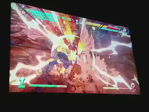 Video Gamers Hawaii DBFZ 4th Tourney 3-22-18 - Sephiroth Vs Evil