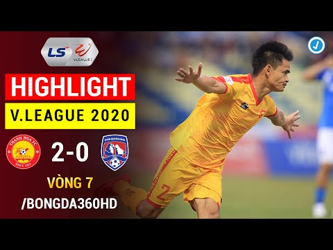 Thanh Hoa Than Quang Ninh Goals And Highlights