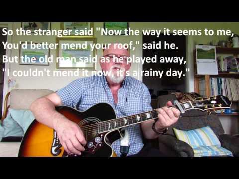Guitar: Arkansas Traveler (Including lyrics and chords)