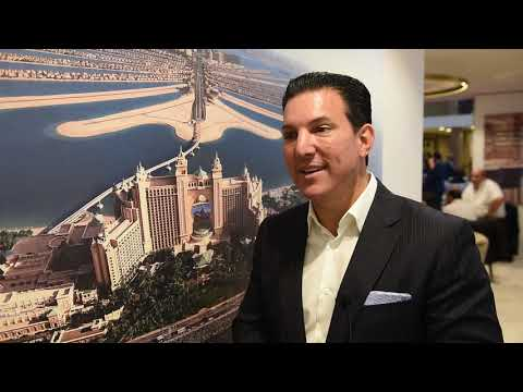 Timothy Kelly, managing director, Atlantis the Palm