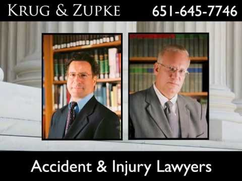 St. Paul Car Accident Lawyer | Twin Cities Insurance Claim Attorney