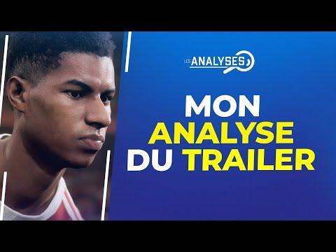 eFootball/PES 2022 : L'analyse du trailer !