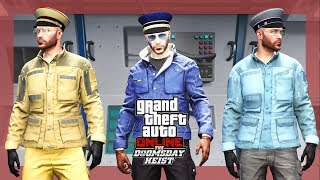 GTA ONLINE: CAPTAIN OUTFITS (GTA 5 MILITARY OUTFITS)