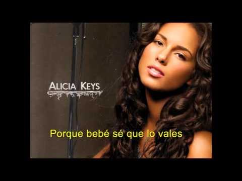 Alicia Keys - A woman's worth subtitulado