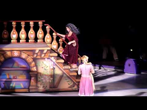 Disney On Ice: Dare To Dream - Tangled Part 2