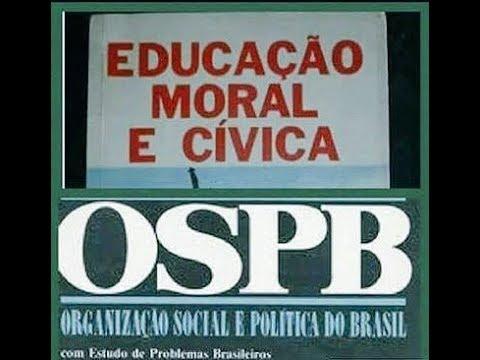 Resultado de imagem para educaçãomoral e civica