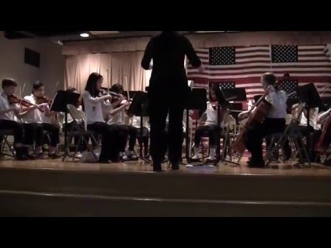 Rockburn Elementary School Orchestra Concert 3/16
