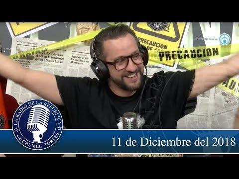A Puebla ni aunque me arrastren - La Radio de la República - @ChumelTorrres