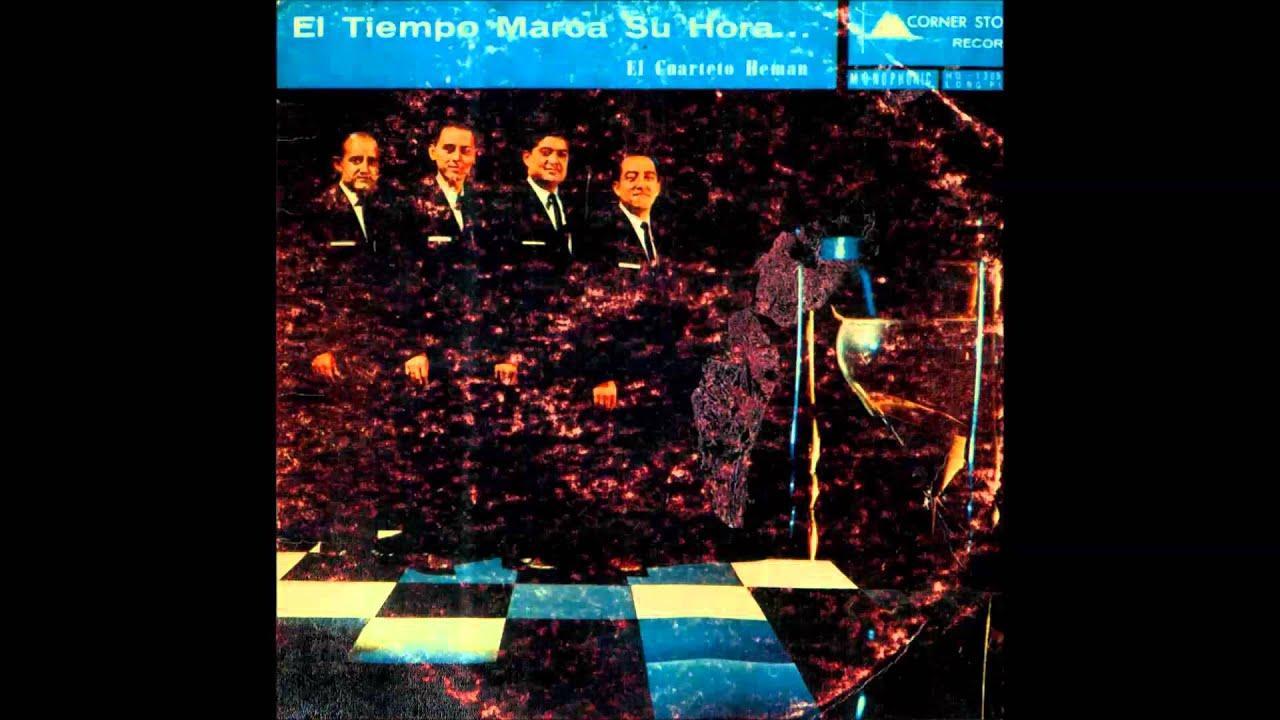 Cuarteto Heman - 06 Suenan Melodías en mi ser