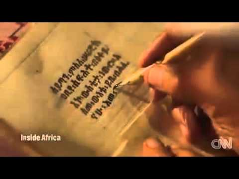 The secrets of Ethiopia's ancient writings, CNN
