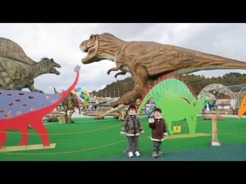20170205 고성 블루웨일 글램핑/공룡엑스포