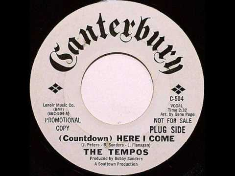The Tempos - (Countdown) Here I Come