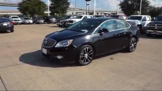 2017 Buick Verano Sedan Sport Touring Dallas  Fort Worth  Richardson  McKinney  Plano