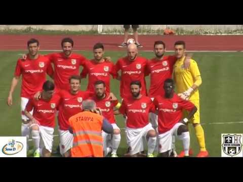 Virtus Bergamo 1909-Monza 1-1, 12esima giornata di ritorno Girone B Serie D 2016/2017