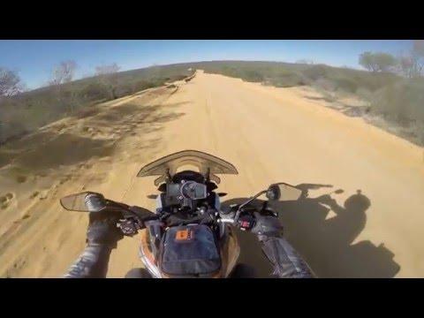 Around Australia On A Motorcycle - 720p HD