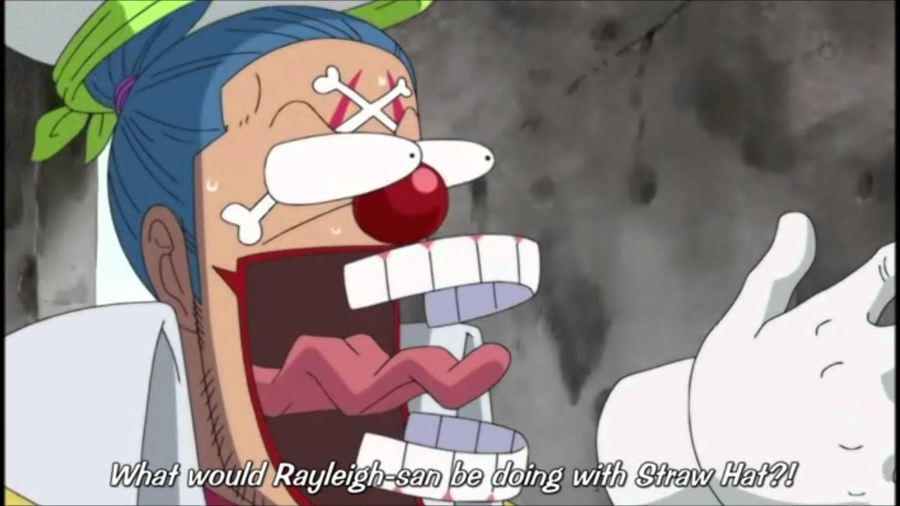 one piece silvers rayleigh is luffy s uncle youtube
