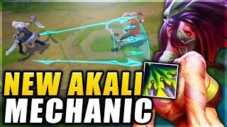 I DISCOVERED NEW AKALI MECHANICS | PERFECT TOWER DIVES, ANIMATION CANCELS, & MORE! League of Legends