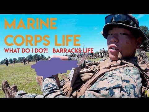 Barracks Life (Marine Corps) OFFICIAL