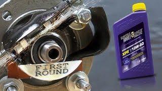 Royal Purple XPR 10W60 Jak skutecznie olej chroni silnik?