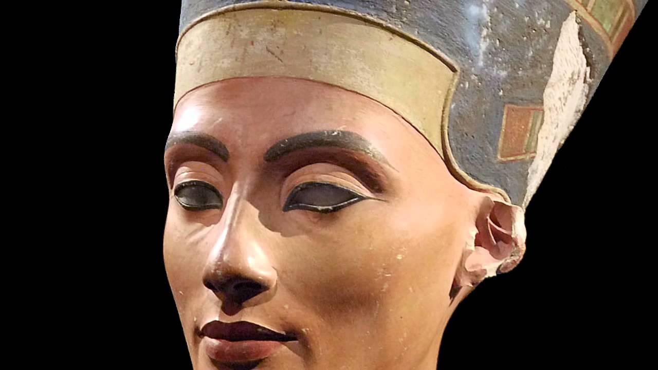 Thutmose, Bust of Nefertiti