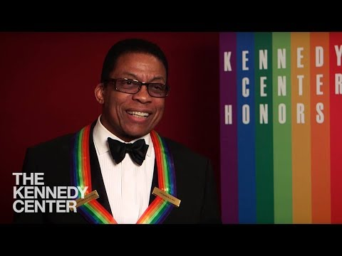 Herbie Hancock on the Kennedy Center Honors