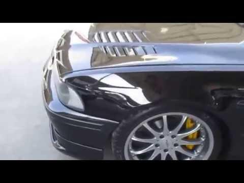 รถเก๋งมือสอง รถราคาถูก BMW (บีเอ็มดับบลิว เอ็มไฟว์) M5 สีดำ ปี 2002 เครื่อง 2.4 เกียร์ออโต้#UC52
