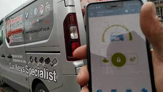 Renault Trafic Van Security Upgrade | London Car Alarm Co