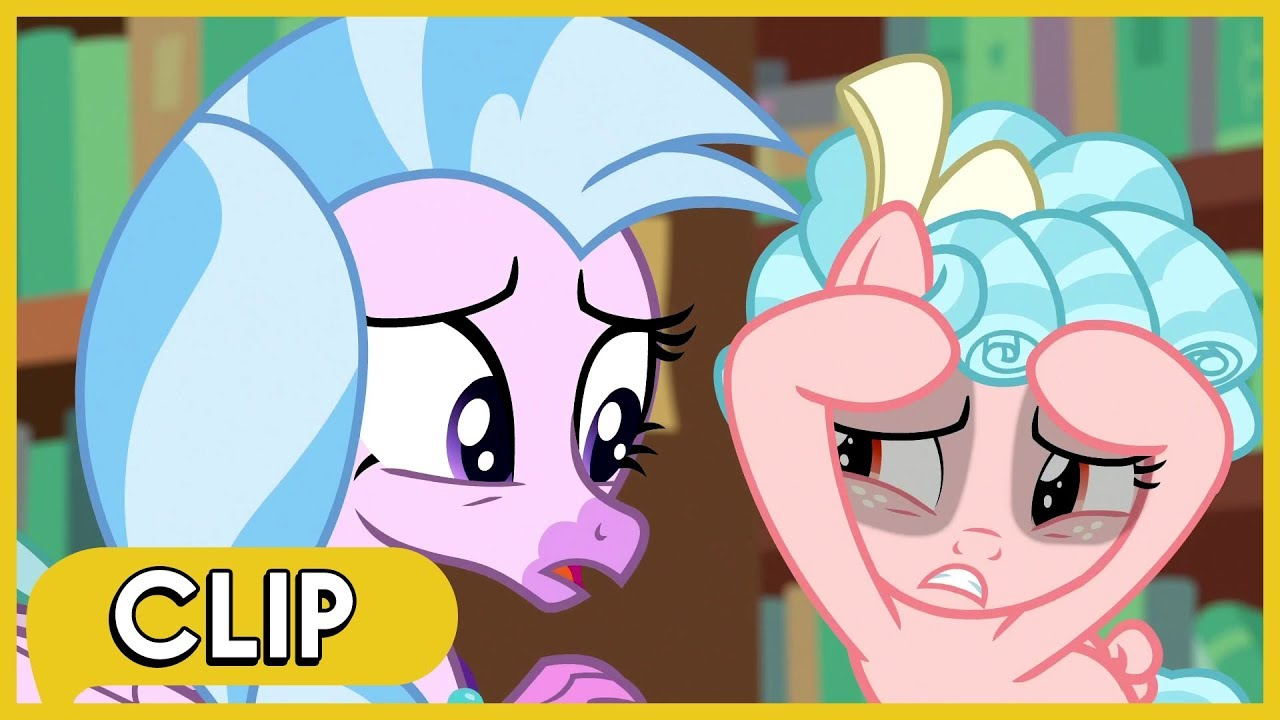 The Tree Of Harmonys Lesson Cozy Glows Seeds Of Doubt Mlp