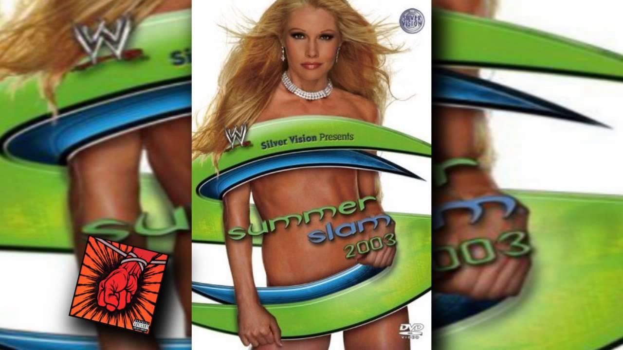 SummerSlam 2003: photos