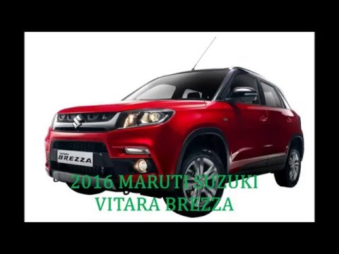 Top 15 Upcoming Cars In India 2016 - 2017