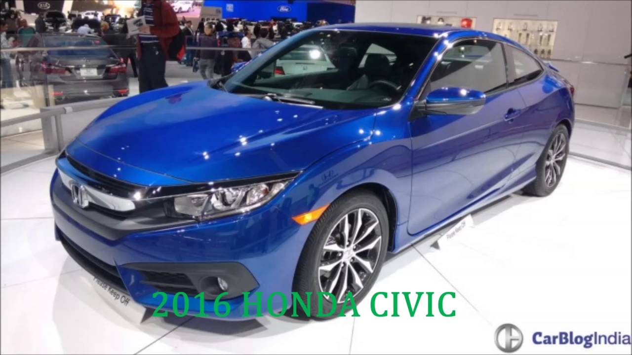 new car launches hondaTop 15 Upcoming Cars In India 2016  2017  YouTube