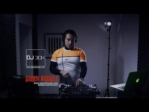 Daddy Russell at Dj Box Studio in Brighton